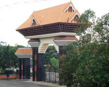Gates of the Kerala Assembly