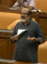 Finance Minister Thomas Isaac replying to debate on Appropriation Bill on Thursday