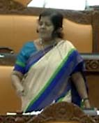 Minister J. Mercykutty Amma