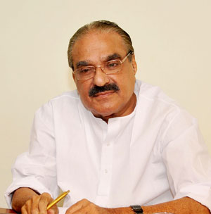 K. M. Mani, Kerala Congress (M) leader
