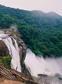 Athirappally water falls